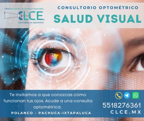 Examen de la vista en CLCE